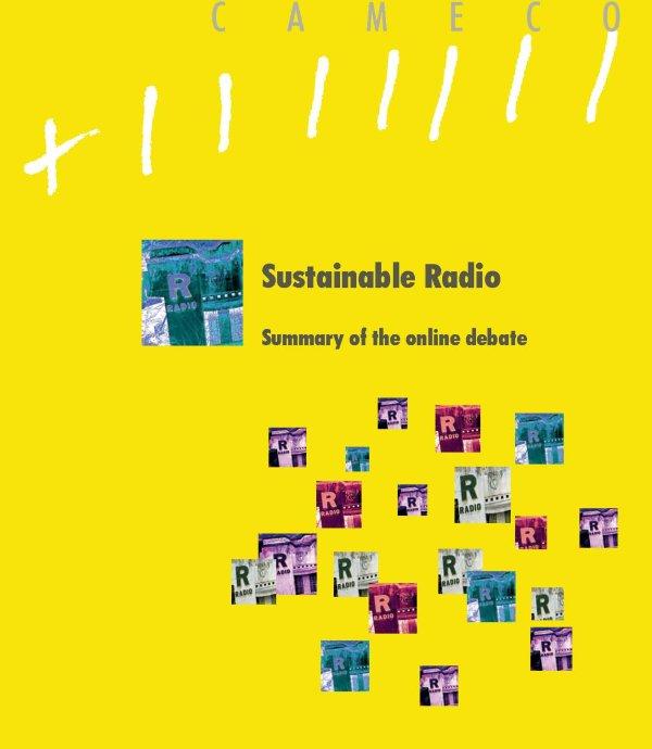 Sustainable Radio - en