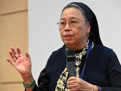 Sister Mary John Mananzan OSB
