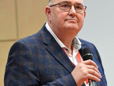 CAMECO president Théo Péporté