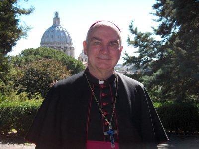 Cardinal Foley; Cardinal Foley